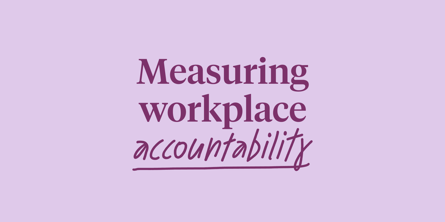 7 questions to measure workplace accountability