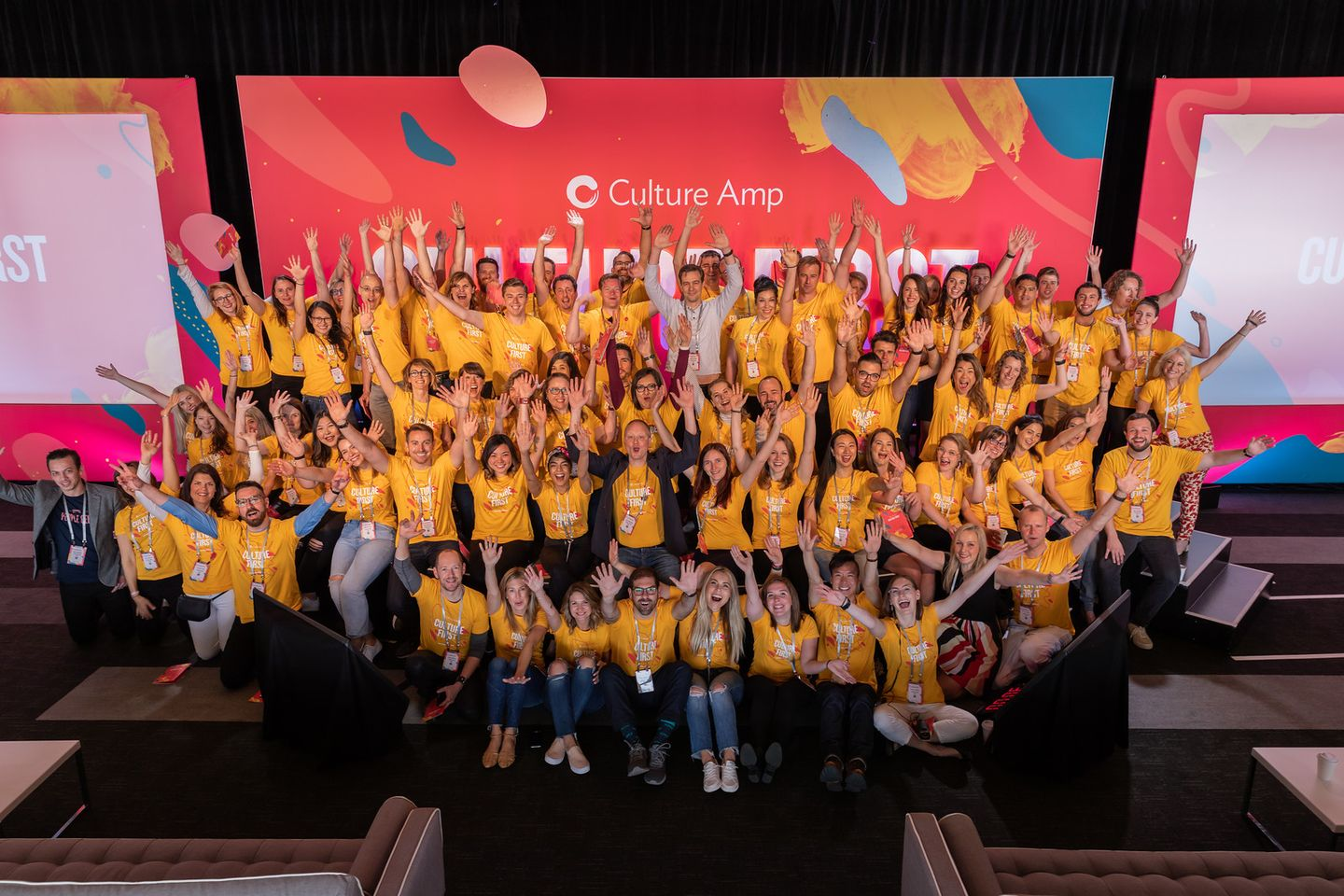 Culture amp conference