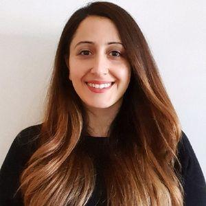 Portrait of Tina Salameh