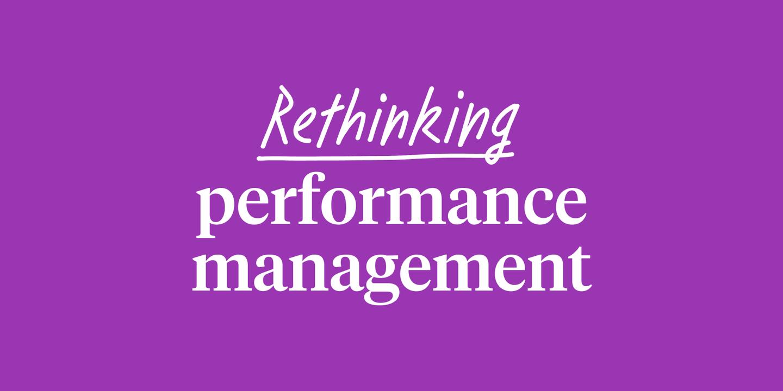 Rethinking performance management in Australia and New Zealand