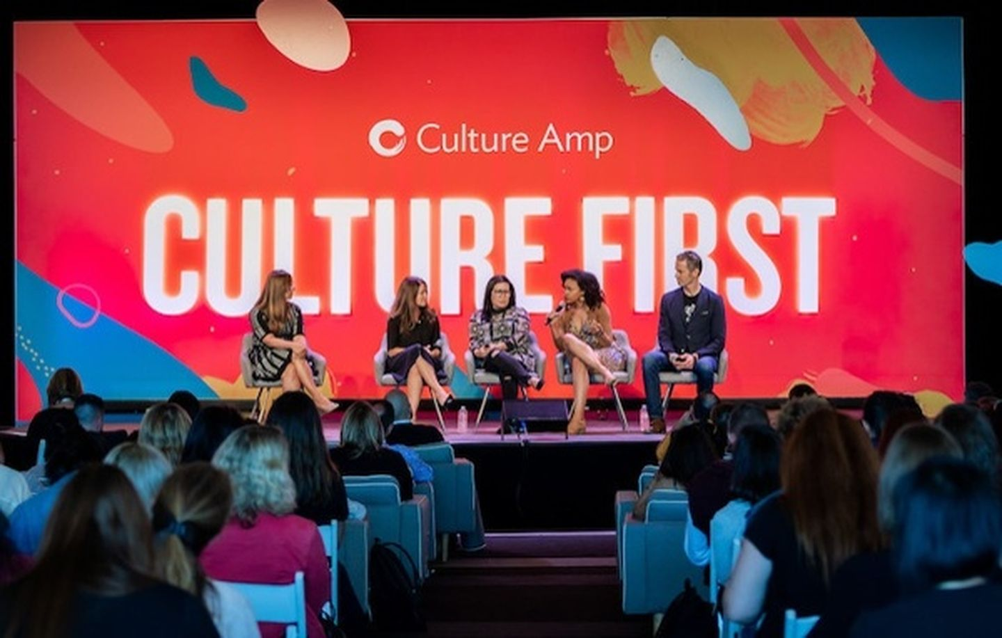 Culture first panel events