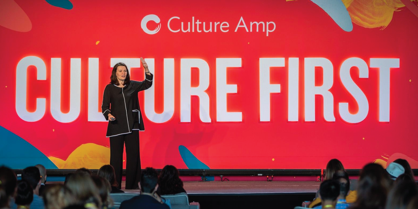 Tatyana Mamut at the Culture First 2018 conference