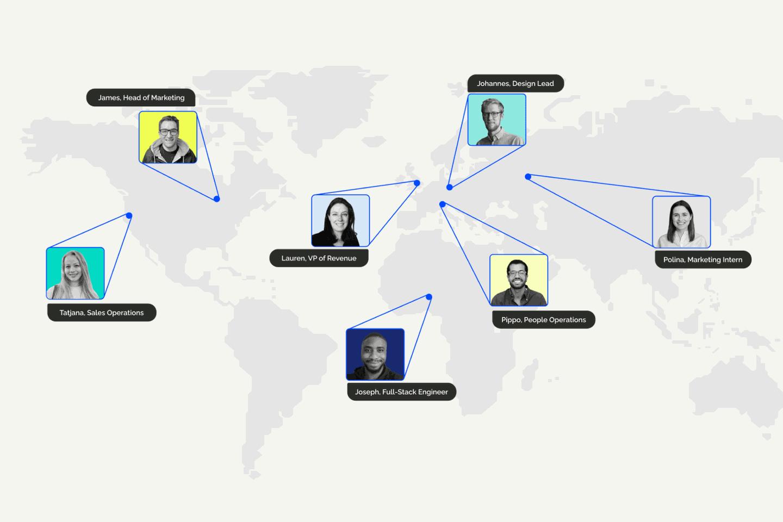 Demodesk global remote work