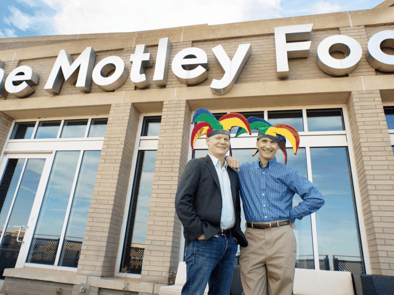 Motley Fool case study feature image
