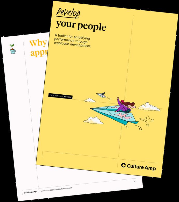 Humanity at work – employee development toolkit