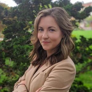 Portrait of Kristen Swigart