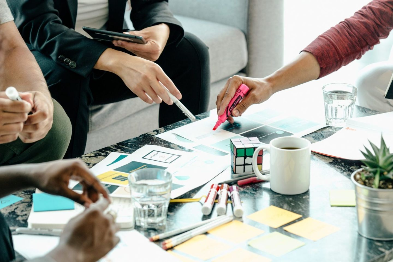Brainstorm meeting ideas