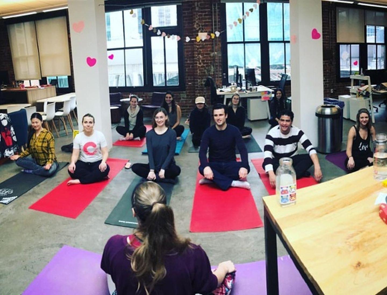 Yoga culture amp sf