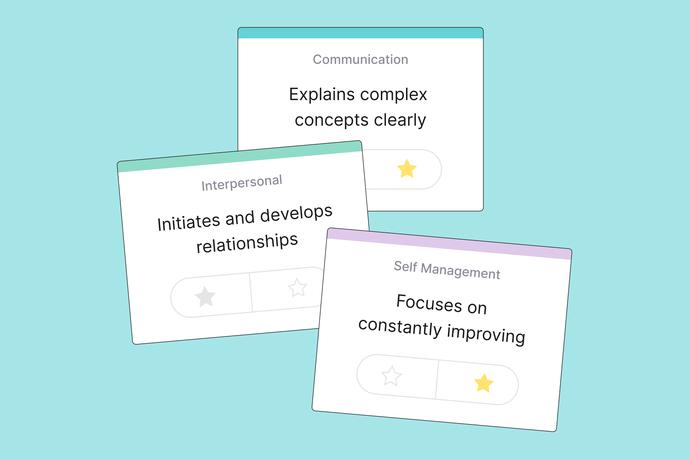 Performance - Skill Cards - Skills (Feedback)