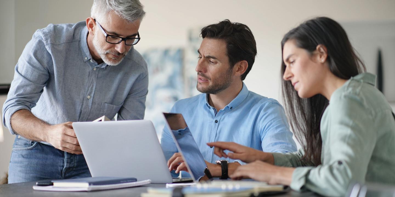 "Blog - Why ""geriatric millennials"" matter in a hybrid workplace"