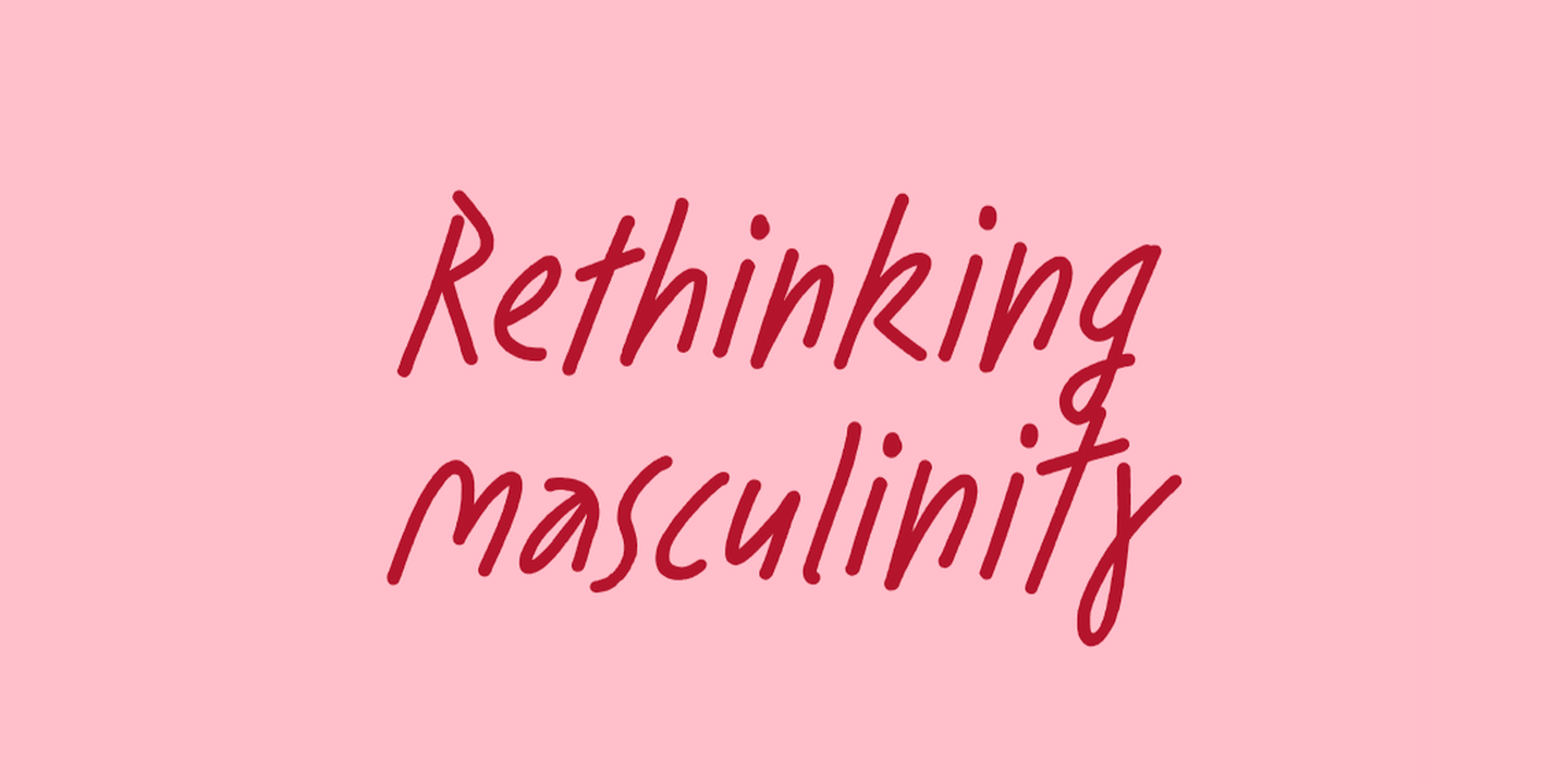 Blog - Rethinking masculinity in the workplace