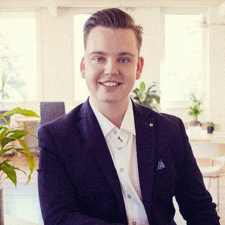 Profile picture for Gavin Morse